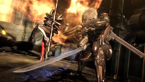 Metal Gear Rising: Revengeance Steam Key EUROPE - gameplay - 16