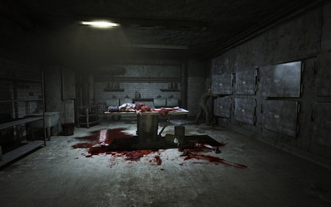 Outlast Steam Key GLOBAL - gameplay - 3