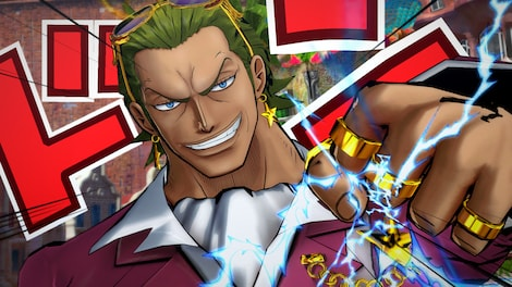 One Piece Burning Blood Gold Pack Key Steam GLOBAL