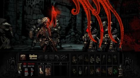 Darkest Dungeon Steam Key GLOBAL - gameplay - 9