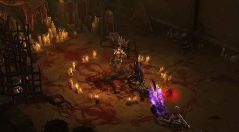 Diablo 3 Blizzard Key PC EUROPE - gameplay - 17