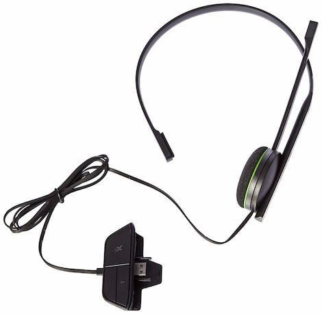 OFFICIAL GENUINE MICROSOFT XBOX ONE CHAT HEADSET Proprietary
