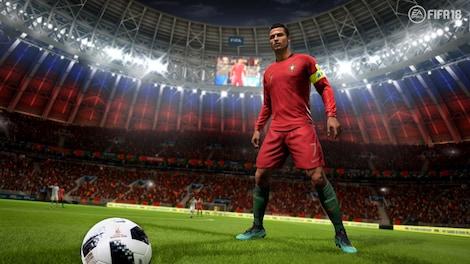 FIFA 18 WORLD CUP RUSSIA PL Origin - screenshot - 4