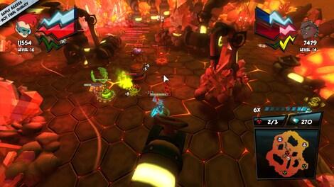 ZAMB! Biomutant Extermination Steam Key GLOBAL - gameplay - 11
