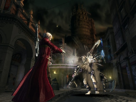 Devil May Cry 3 Special Edition Steam Key GLOBAL - gameplay - 2