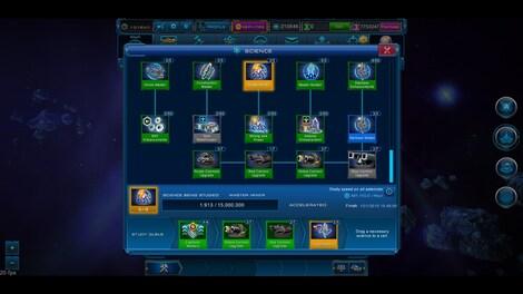 Astro Lords: Oort Cloud - Tactical Builder GLOBAL Key - screenshot - 12