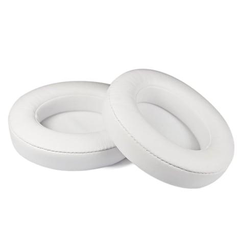 [REYTID] Beats by Dr. Dre Studio & Studio 2.0 Ear Cushion Kit - White - Headphone Ear Pads White