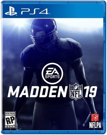 Madden NFL 19 Standard PS4 PSN