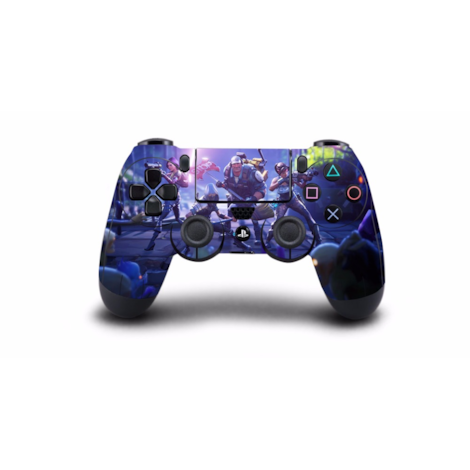 Fortnite Battle Royale Skin For Dualshock 4 Ps4 Pro Slim Controller