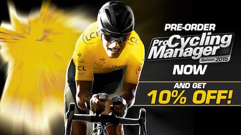 Pro Cycling Manager 2015 Steam Key GLOBAL - gameplay - 6
