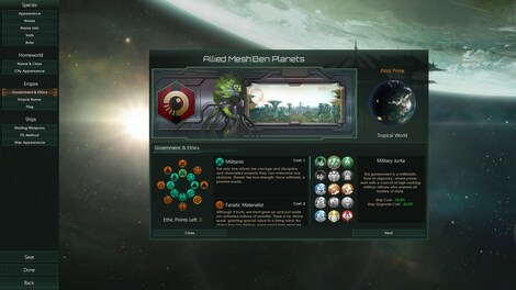 Stellaris Steam Key RU/CIS - gameplay - 3