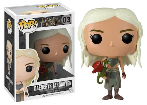 Funko Pop! Vinyl: Television - Game of Thrones - Daenerys Targaryen 2