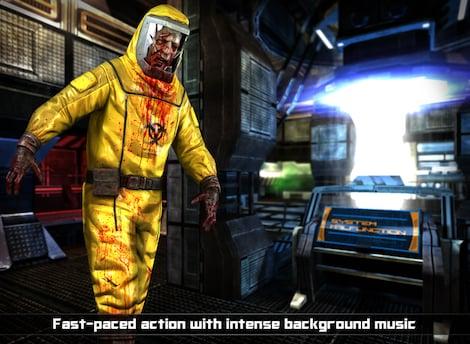 Dead Effect Steam Key GLOBAL - rozgrywka - 12