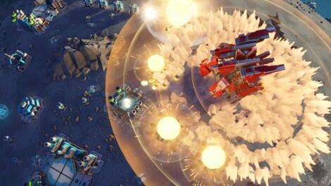Planetary Annihilation: TITANS Steam Key GLOBAL - gameplay - 6