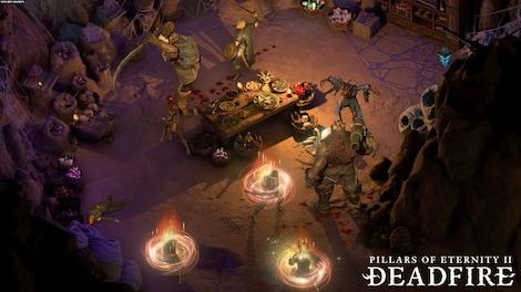 Pillars of Eternity II: Deadfire Steam Key PC GLOBAL - gameplay - 7