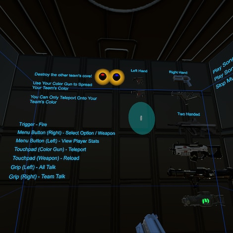 Battle Dome VR Steam Key GLOBAL - gameplay - 6