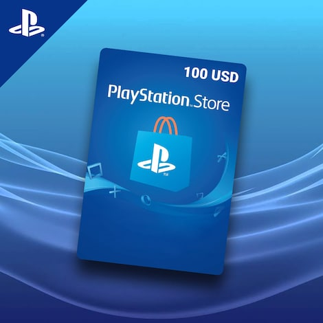 PlayStation Network Gift Card 100 USD PSN UNITED STATES - screenshot - 2