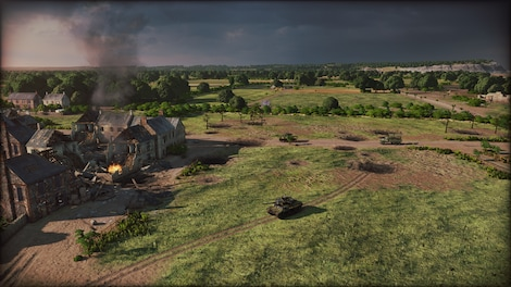 Steel Division: Normandy 44 Steam Key GLOBAL - gameplay - 8