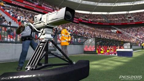 Pro Evolution Soccer 2015 Steam Key GLOBAL - gameplay - 3