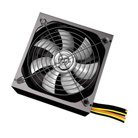 Tacens 1RECOIII650 - Computer power supply (650 W, 87% efficiency, ATX, 12V, 14 cm. fan included) - product photo 3