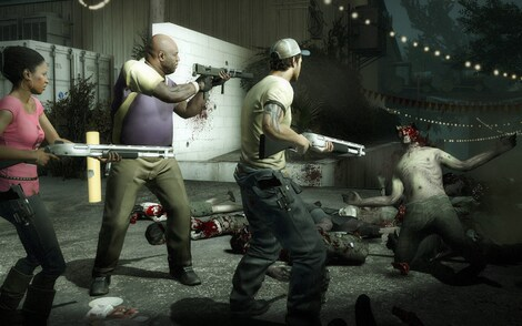 Left 4 Dead 2 Steam Key GLOBAL - gameplay - 28