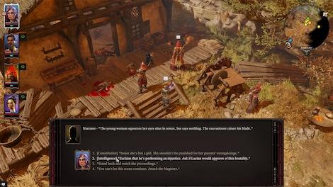 Divinity: Original Sin 2 Steam Key GLOBAL - gameplay - 6