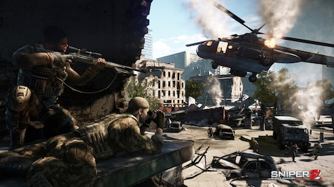 Sniper: Ghost Warrior 2 Steam Key GLOBAL - gameplay - 15