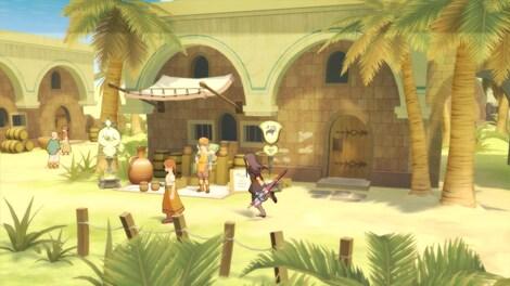 Tales of Vesperia: Definitive Edition Steam Key RU/CIS - gameplay - 5
