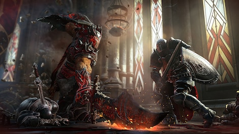 Lords of the Fallen Game of the Year Edition Steam Key GLOBAL - rozgrywka - 15