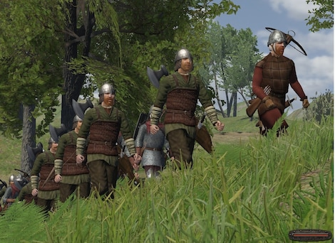 Mount & Blade: Warband Collection Steam Key GLOBAL