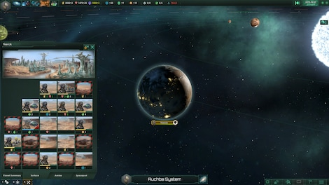 Stellaris Steam Key RU/CIS - gameplay - 12