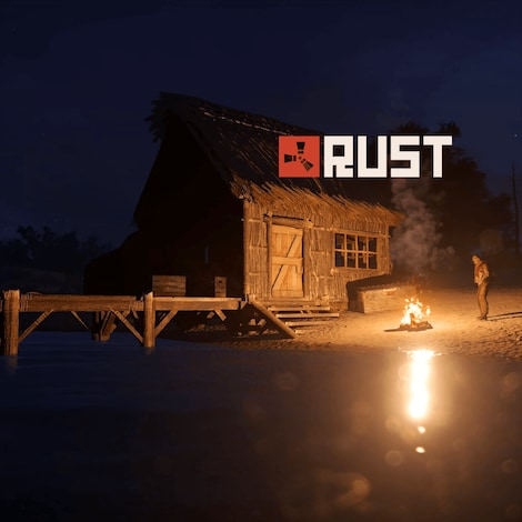 Rust Steam Key GLOBAL - gameplay - 13