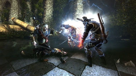The Witcher 2 Assassins of Kings Enhanced Edition Steam Key GLOBAL - gameplay - 22