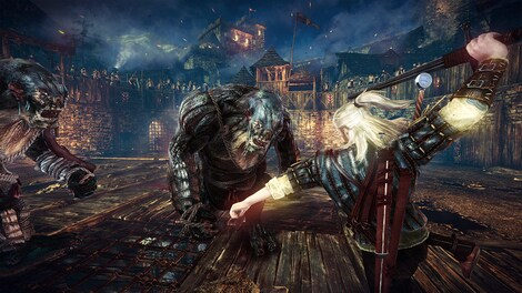 The Witcher 2 Assassins of Kings Enhanced Edition Steam Key GLOBAL - gameplay - 17