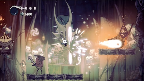 Hollow Knight Steam Key GLOBAL - ゲームプレイ - 4