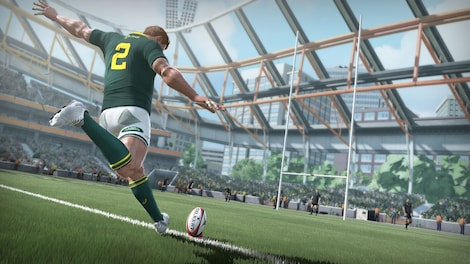 RUGBY 18 XBOX LIVE Key XBOX ONE GLOBAL - gameplay - 4