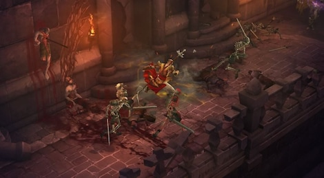 Diablo 3 Blizzard Key PC EUROPE - gameplay - 13