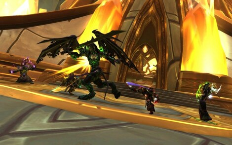 World of Warcraft Time Card 30 Days NORTH AMERICA Battle.net - screenshot - 4