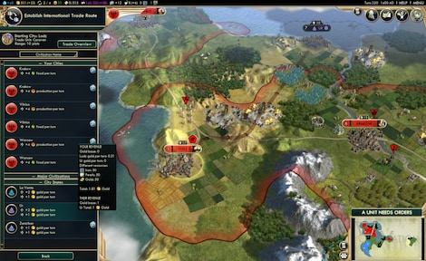 Sid Meier's Civilization V: Complete Edition Steam Key GLOBAL - játék - 10