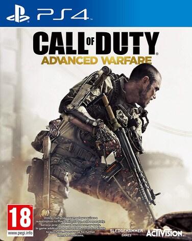 Ps4 Call Of Duty Advanced Warfare R2 G2a Com