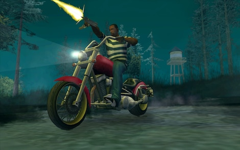 Grand Theft Auto IV + Grand Theft Auto: San Andreas Steam Gift GLOBAL - gameplay - 9