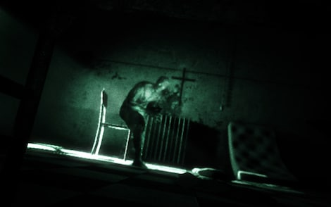 Outlast Steam Key GLOBAL - gameplay - 6