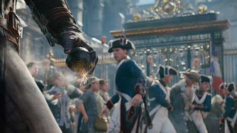 Assassin's Creed Unity XBOX LIVE Key GLOBAL - gameplay - 4