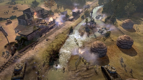 Company of Heroes 2 - The Western Front Armies Key Steam GLOBAL - screenshot - 9