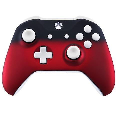 Xbox One Controller - Polar Red Shadow