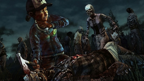 The Walking Dead: Season 1 Telltale Games Key GLOBAL