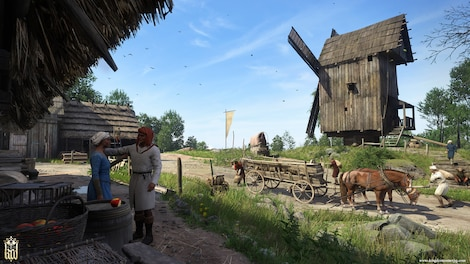 Kingdom Come: Deliverance Steam Key PC EUROPE - gameplay - 7