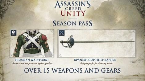 Assassin's Creed Unity Season Pass Uplay Key GLOBAL - screenshot - 14