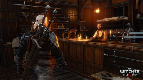 The Witcher 3: Wild Hunt Steam Key GLOBAL - gameplay - 12