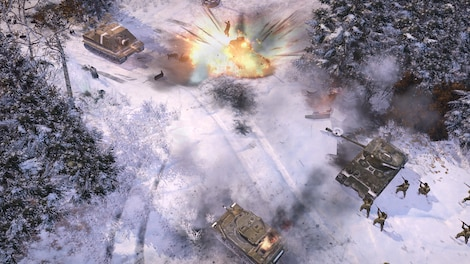 Company of Heroes 2 - The Western Front Armies Key Steam GLOBAL - screenshot - 12